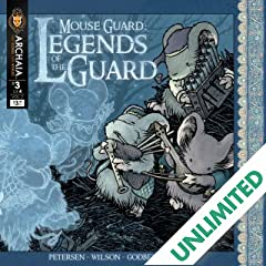 Mouse Guard: Legends of the Guard Vol. 2 #3