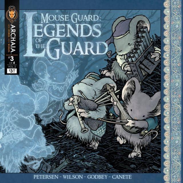 Mouse Guard: Legends of the Guard Vol. 2 #3