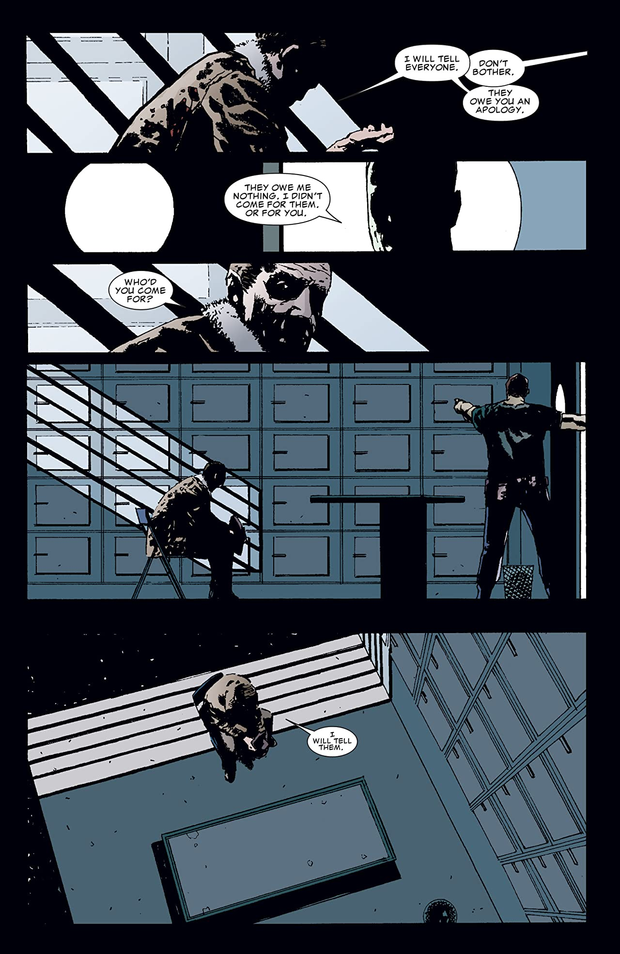 The Punisher (2004-2008) #64