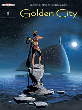 Golden City Vol. 1: Wreck Raiders