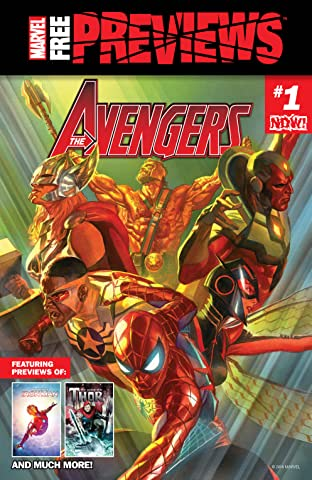 Marvel Free Previews 2016 #2