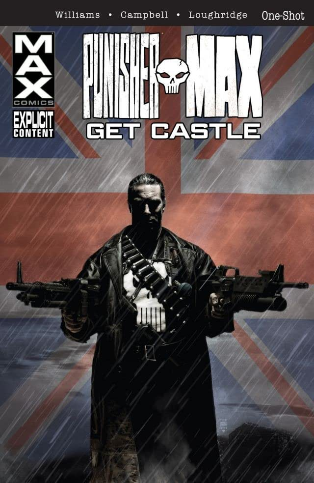 Punisher Max: Get Castle