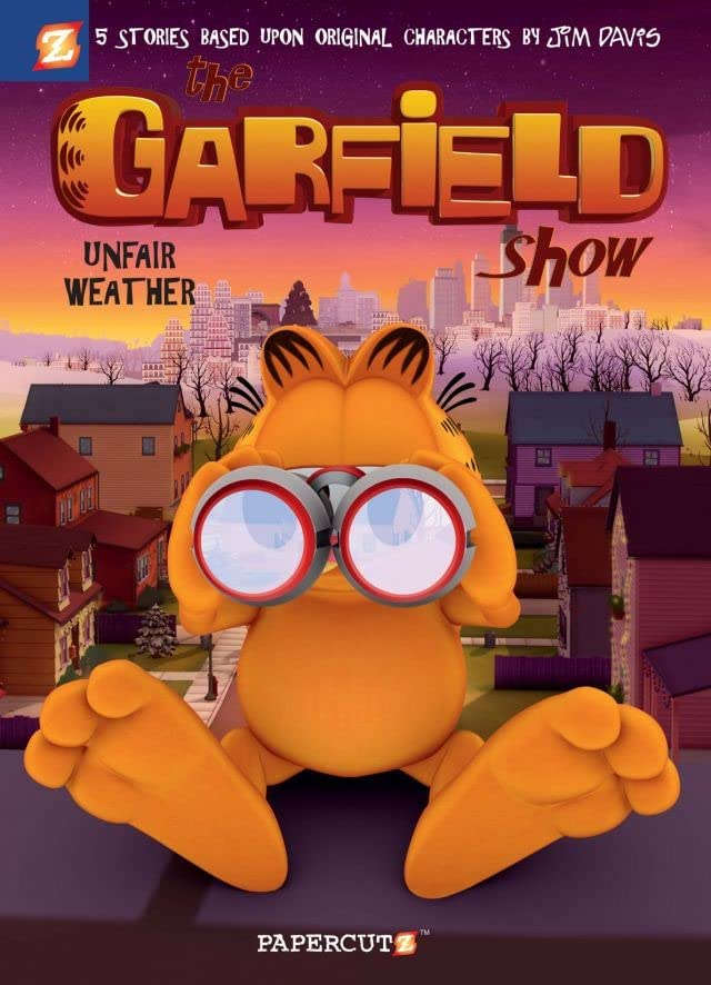 The Garfield Show Vol. 1: Unfair Weather Preview