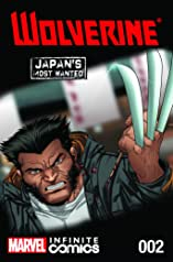 Wolverine: Japan's Most Wanted Infinite Comic #2