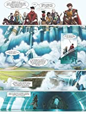 La quête d'Ewilan Vol. 4: Les plateaux d'Astariul