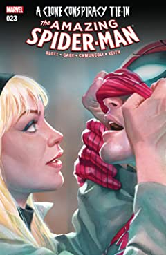 Amazing Spider-Man (2015-2018) #23