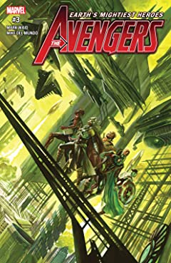 Avengers (2016-2018) #3