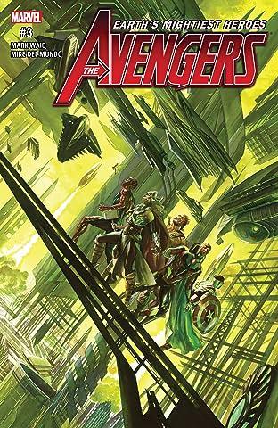 Avengers (2016-) No.3