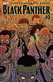 Black Panther (2016-2018) #10