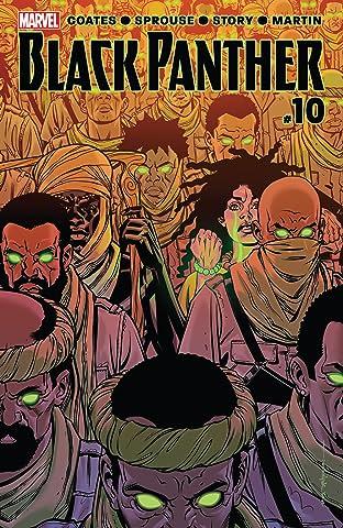 Black Panther (2016-) #10