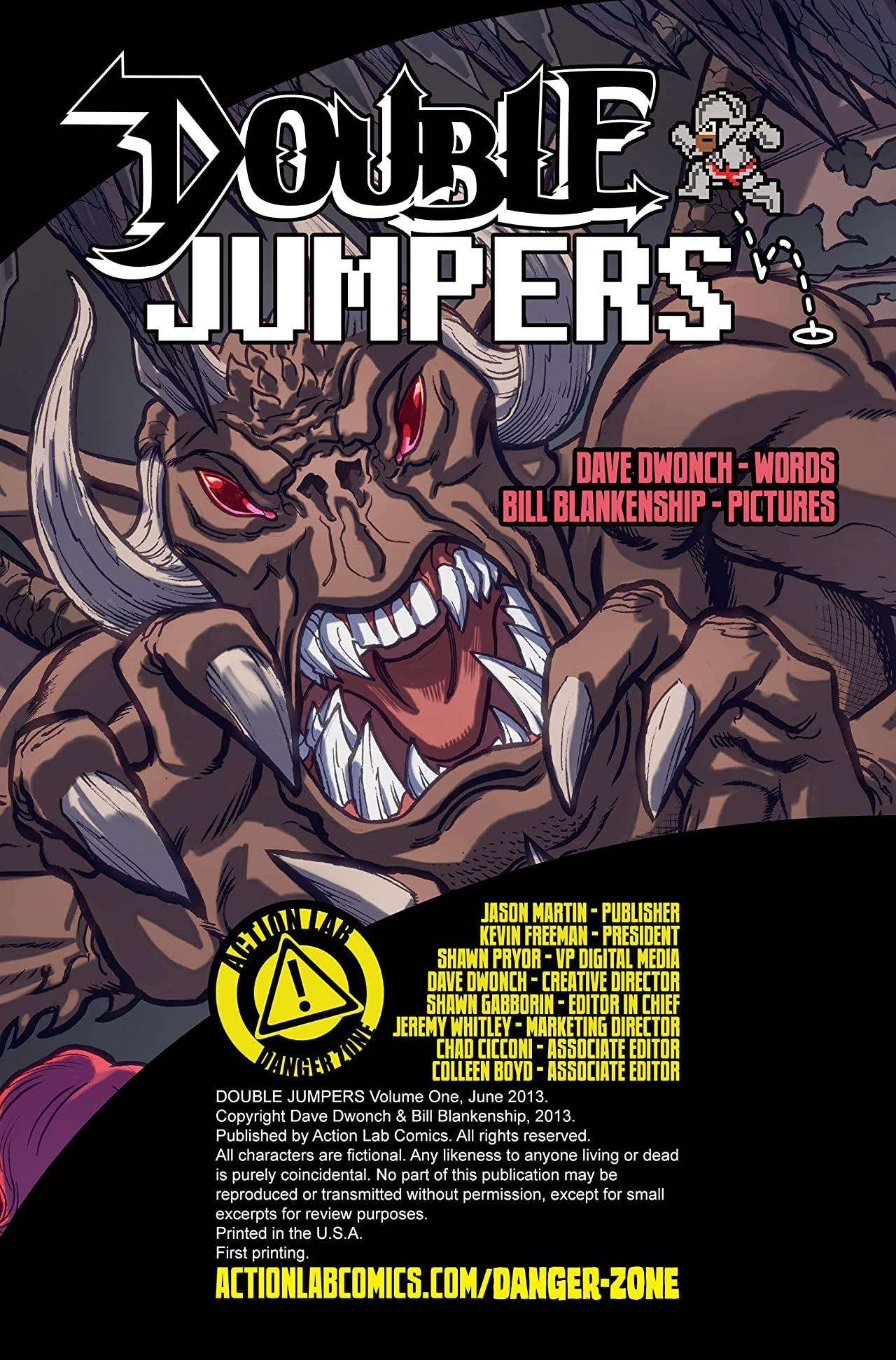Double Jumpers Vol. 1