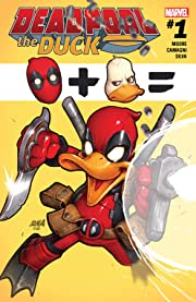 Deadpool The Duck (2017) #1 (of 5)