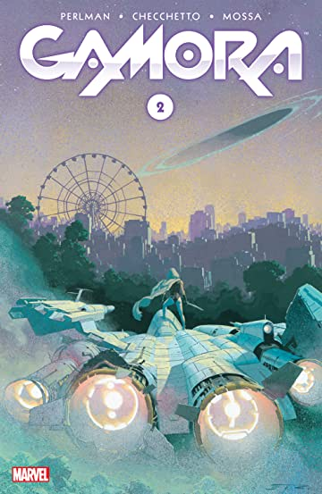 Gamora (2016-2017) #2