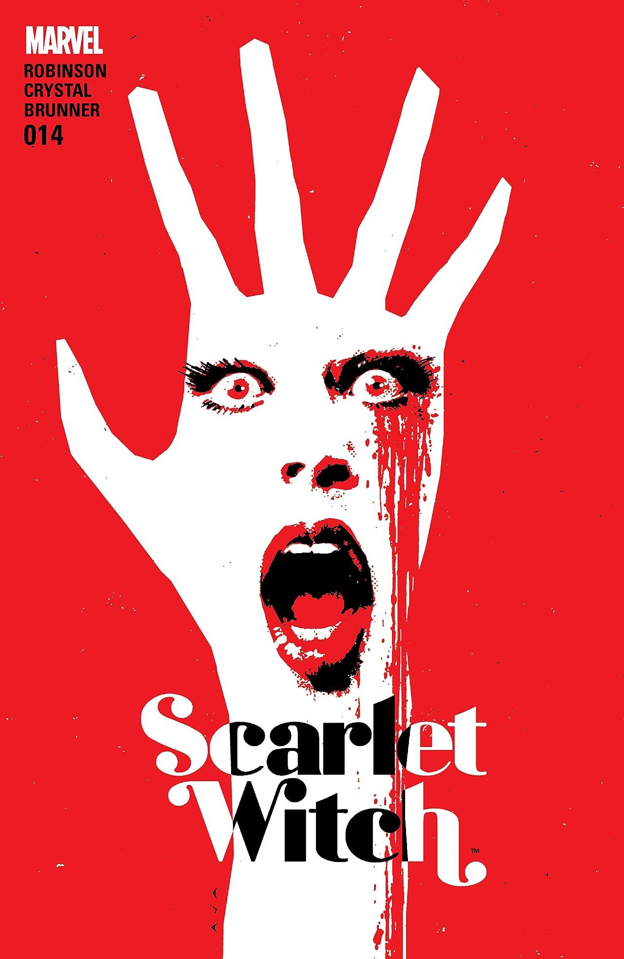 Scarlet Witch (2015-2017) #14