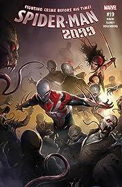 Spider-Man 2099 (2015-2017) #19