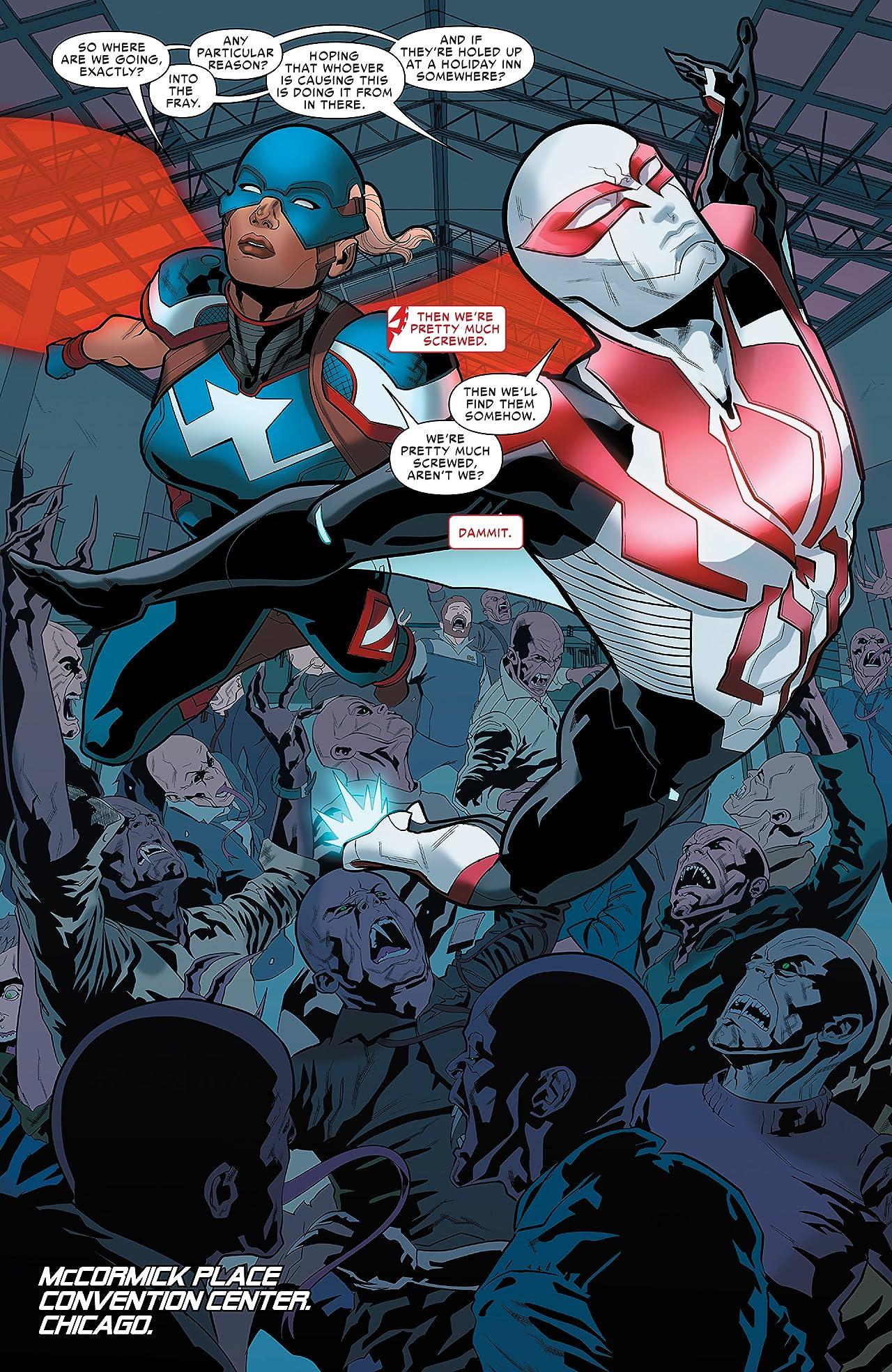 ... Spider-Man 2099 (2015-2017) #19 ...