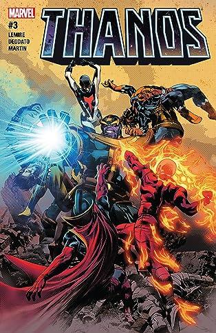 Thanos (2016-) #3