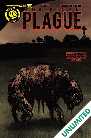The Final Plague #2 (of 5)