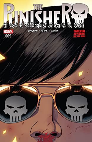 The Punisher (2016-2018) #9