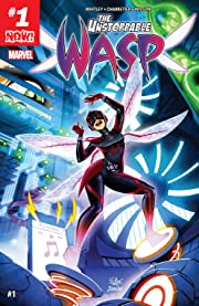 The Unstoppable Wasp (2017-) #1
