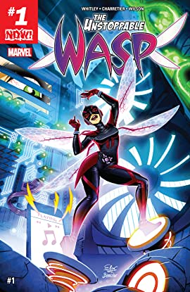 The Unstoppable Wasp (2017) #1
