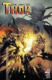 The Unworthy Thor (2016-2017) #3