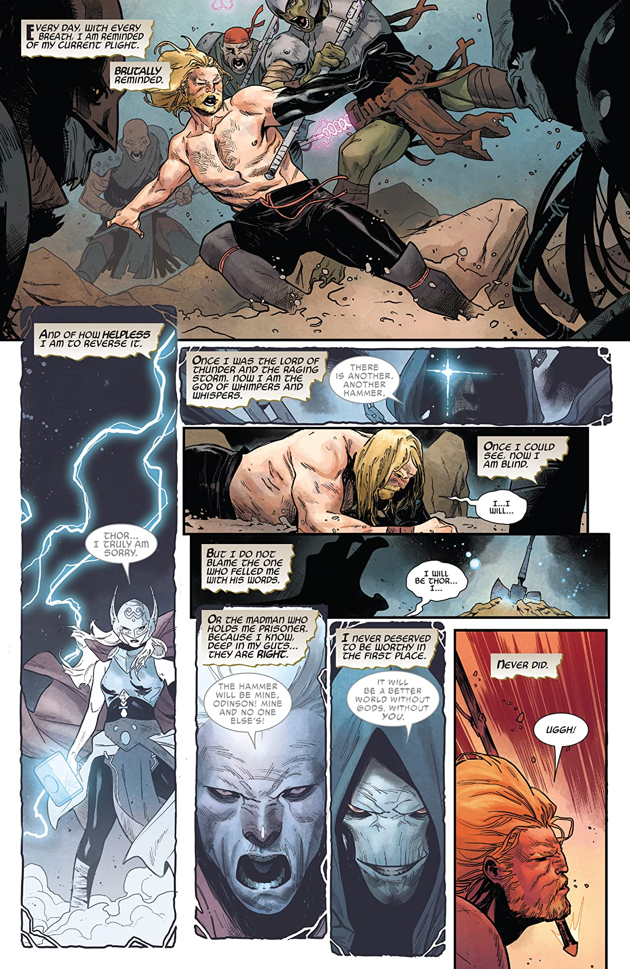 The Unworthy Thor (2016-2017) #3