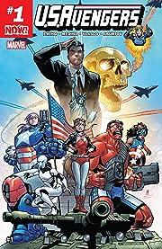 U.S.Avengers (2017-) #1