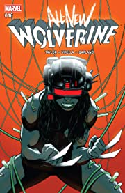 All-New Wolverine (2015-) #16
