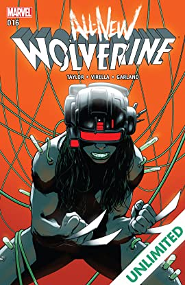 All-New Wolverine (2015-2018) #16