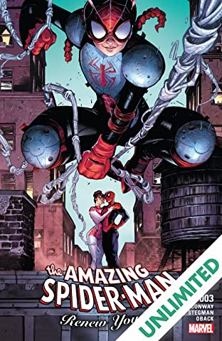 Amazing Spider-Man: Renew Your Vows (2016-) #3