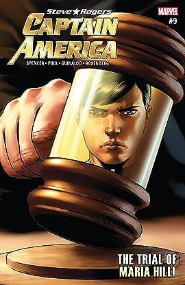 Captain America: Steve Rogers (2016-2017) #9