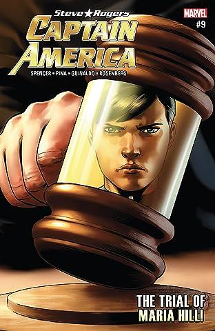 Captain America: Steve Rogers (2016-) No.9