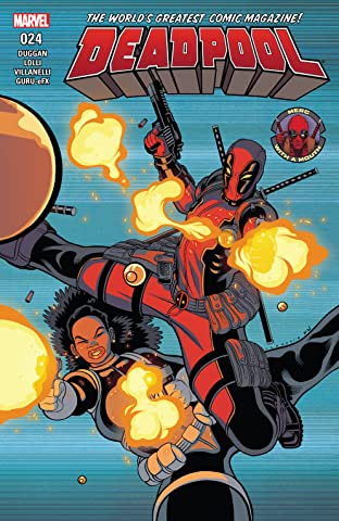 Deadpool (2015-2017) No.24