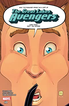 Great Lakes Avengers (2016-2017) #4