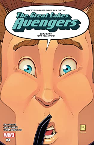Great Lakes Avengers (2016-) #4