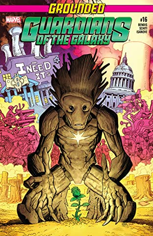Guardians of the Galaxy (2015-) No.16