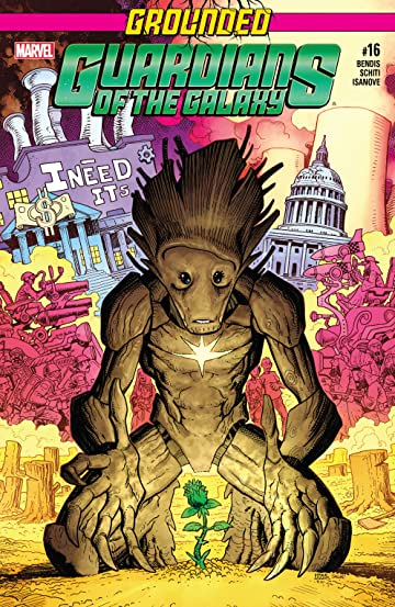 Guardians of the Galaxy (2015-) #16