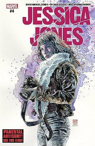 Jessica Jones (2016-) #4