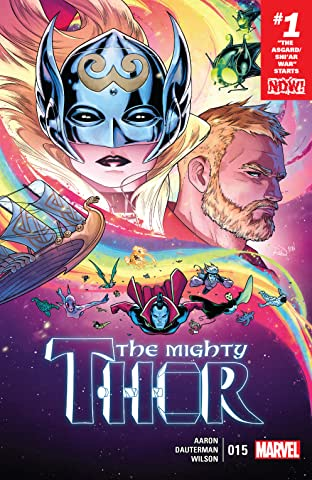 The Mighty Thor (2015-2018) No.15