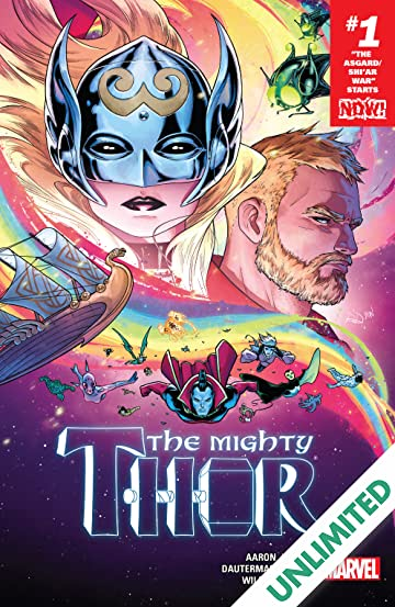 The Mighty Thor (2015-2018) #15