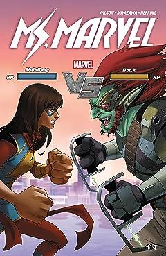 Ms. Marvel (2015-) #14