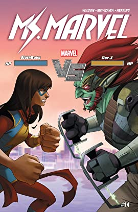 Ms. Marvel (2015-2019) #14
