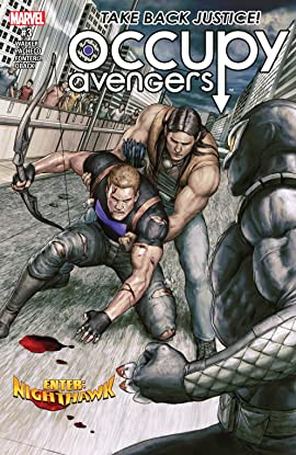 Occupy Avengers (2016-2017) #3