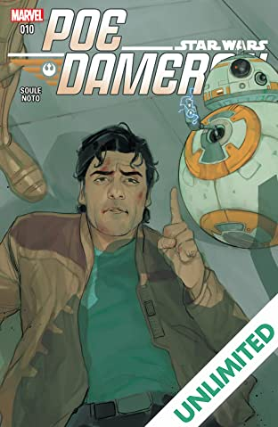 Star Wars: Poe Dameron (2016-) #10
