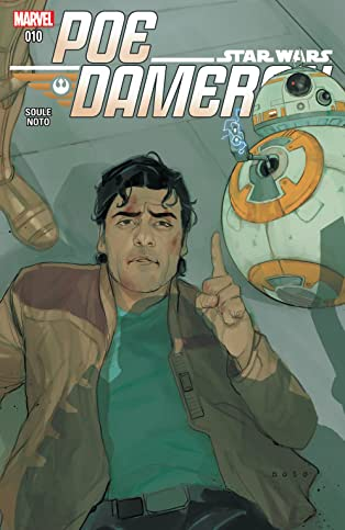 Star Wars: Poe Dameron (2016-2018) #10