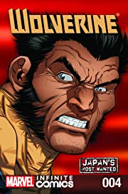 Wolverine: Japan's Most Wanted Infinite Comic #4