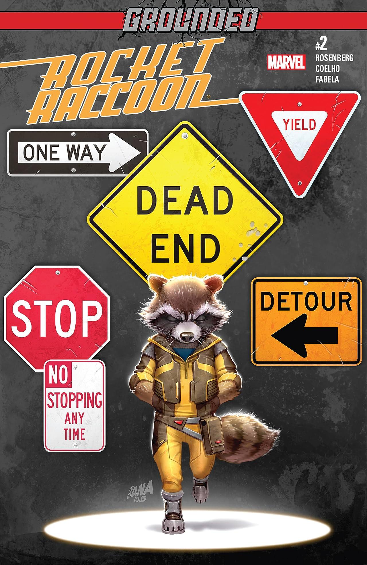 Rocket Raccoon (2016-2017) #2