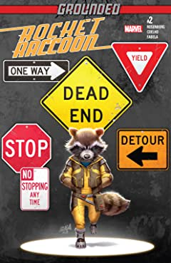 Rocket Raccoon (2016-2017) #2