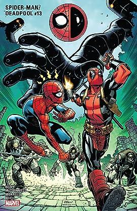 Spider-Man/Deadpool (2016-2019) #13